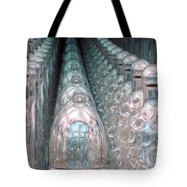 Infinity Trail Tote Bag