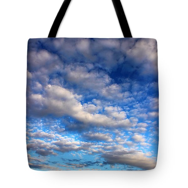 Influence Of Dusk Tote Bag