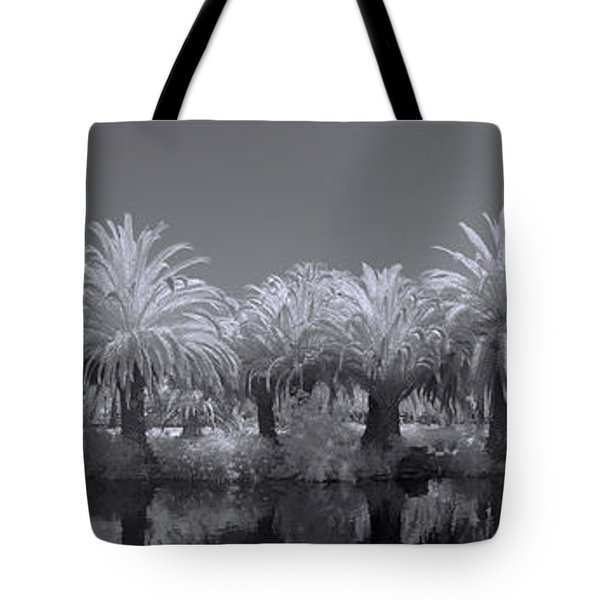 Infrared On A Sunny Afternoon Tote Bag