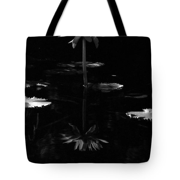 Infrared - Water Lily 03 Tote Bag