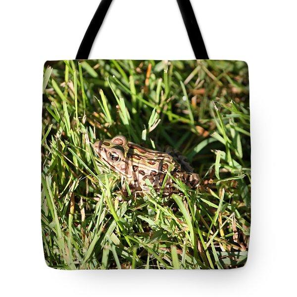 Infrognito Tote Bag