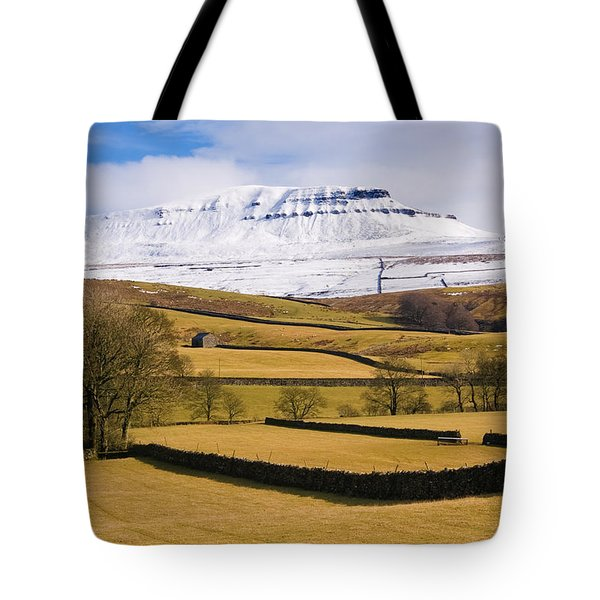 Ingleborough Tote Bag