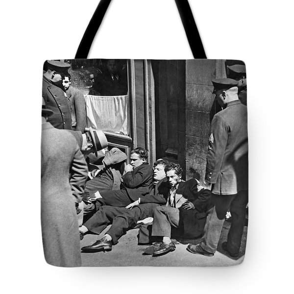 Injured Garment Workers Tote Bag
