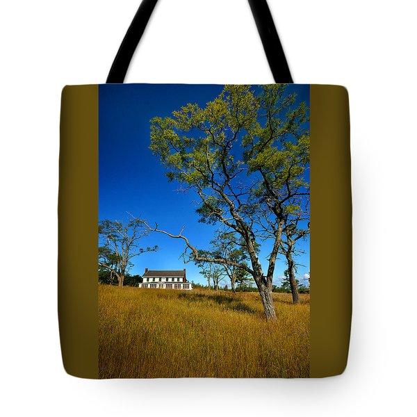 Inn On Sleeping Bear Tote Bag