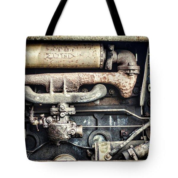 Innards Tote Bag by Heather Applegate