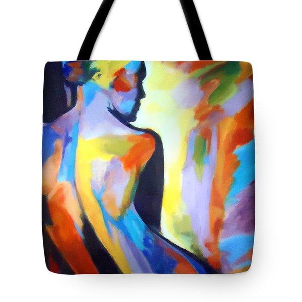 Inner Arsonist Tote Bag