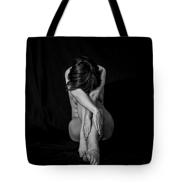 Inner Entanglements Tote Bag