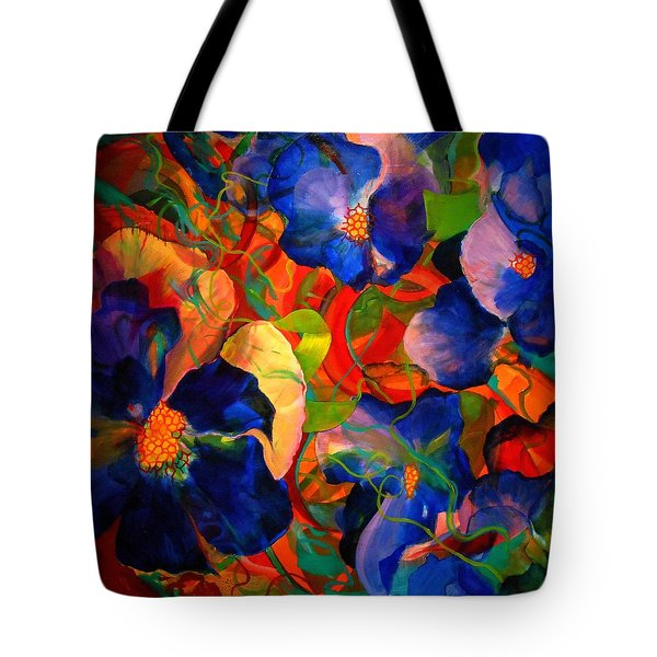 Inner Fire Tote Bag