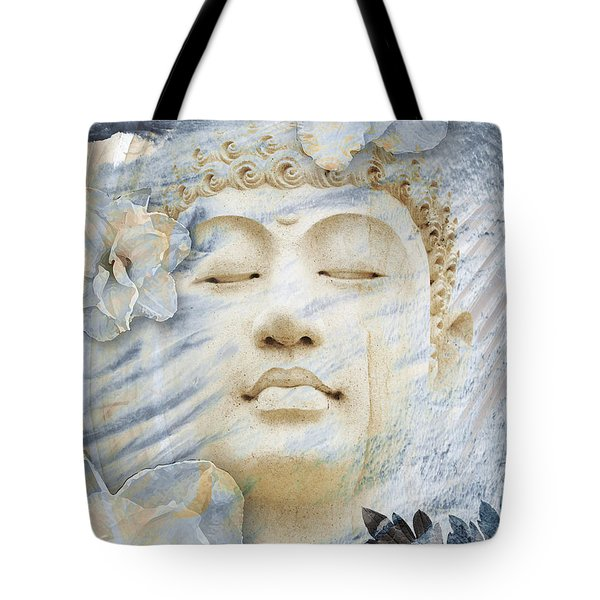 Tote Bag featuring the digital art Inner Infinity by Christopher Beikmann