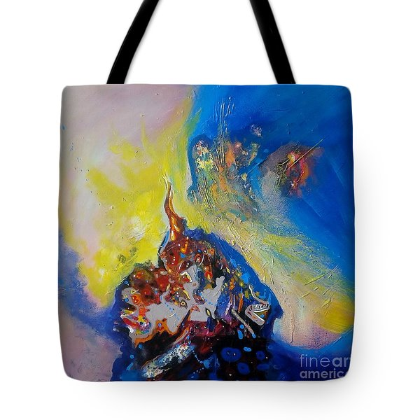 inner light II Tote Bag