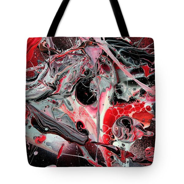 Inner Outer Space 3 Tote Bag