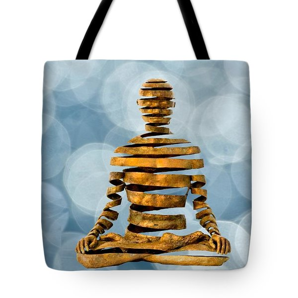 Inner Peace Tote Bag by Andrea Kollo