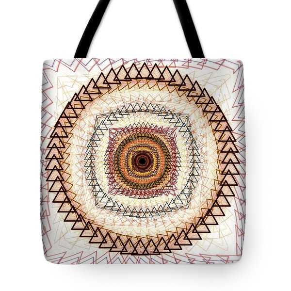 Inner Purpose Tote Bag by Anastasiya Malakhova