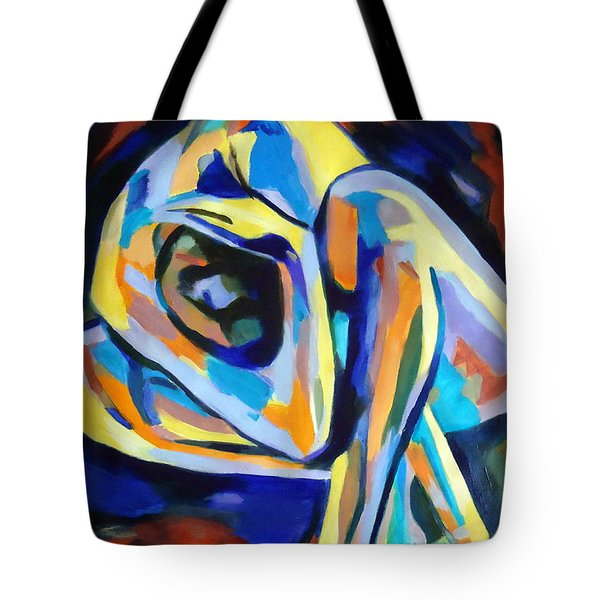 Inner Reality Tote Bag by Helena Wierzbicki