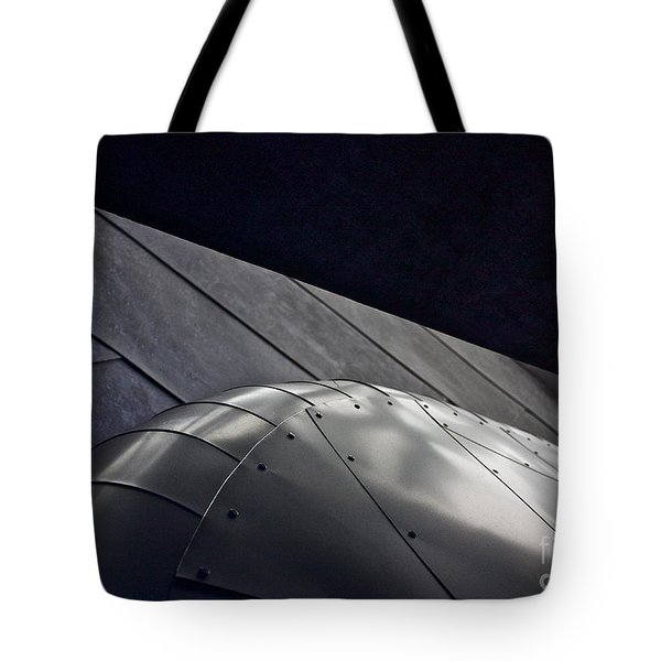 Inner Space 2 Tote Bag by Linda Bianic