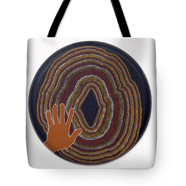 Inner Worlds Tote Bag