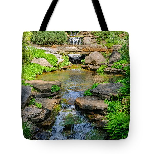Inniswood Metro Park Photo Tote Bag