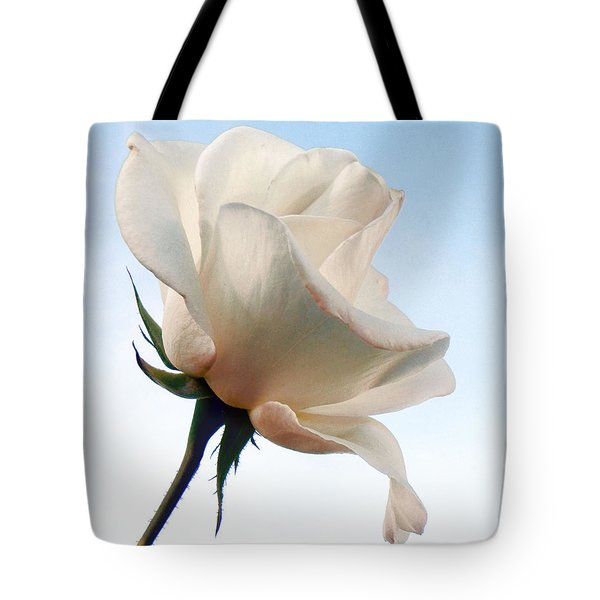 Tote Bag featuring the photograph Innocence by Deb Halloran
