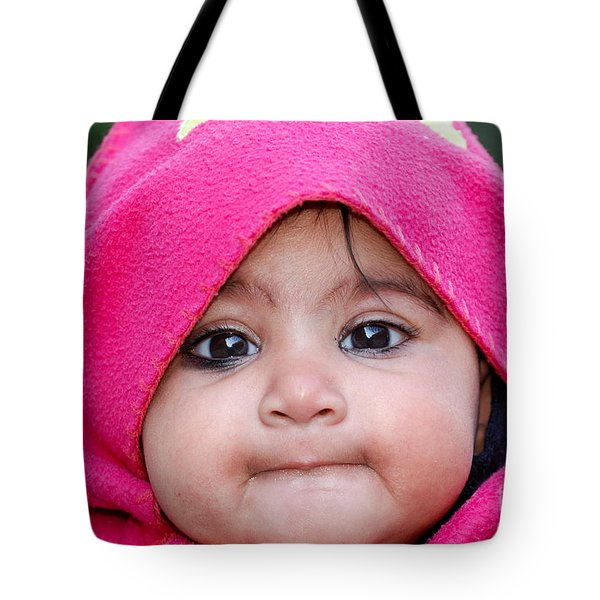 Innocence Tote Bag by Fotosas Photography