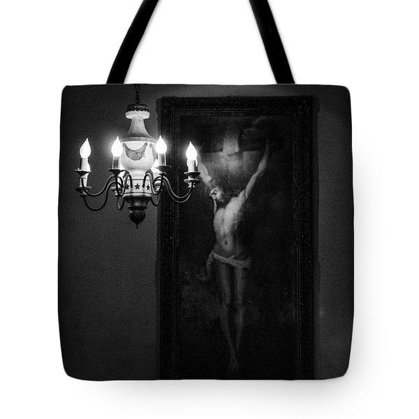 Inri Tote Bag