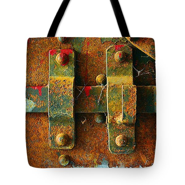Insecurity Tote Bag by Lauren Leigh Hunter Fine Art Photography