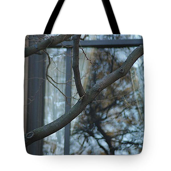 Inside Tote Bag by Joseph Yarbrough