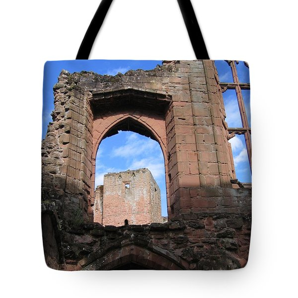 Inside Leicester's Building Tote Bag