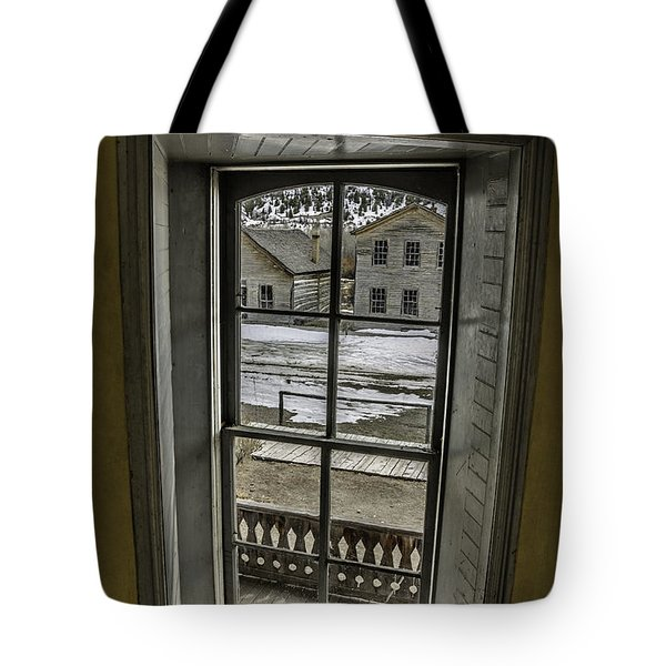 Inside Out Tote Bag by Sue Smith