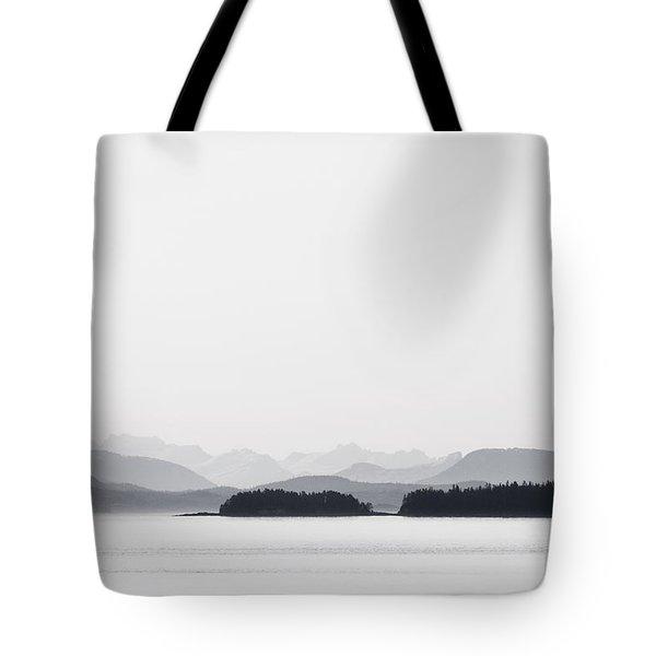 Inside Passage Alaska Tote Bag