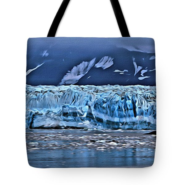 Inside Passage Tote Bag