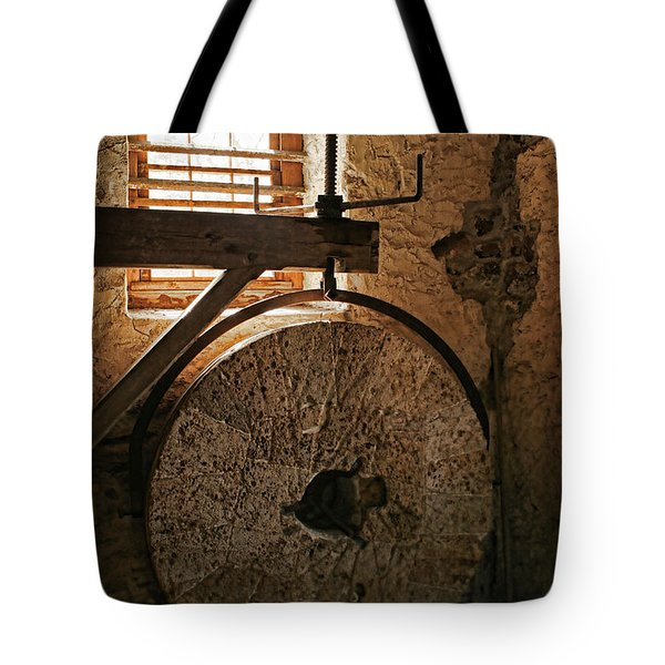 Inside The Gristmill Tote Bag