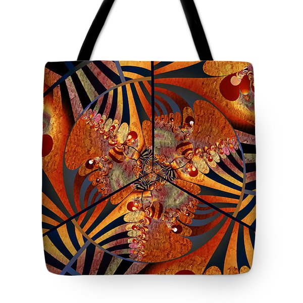 Insomnia Tote Bag by Kim Redd