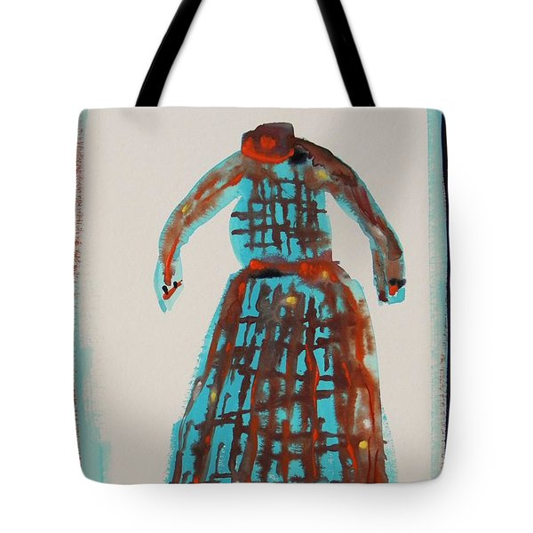 Inspired By Vuillard Tote Bag by Mary Carol Williams