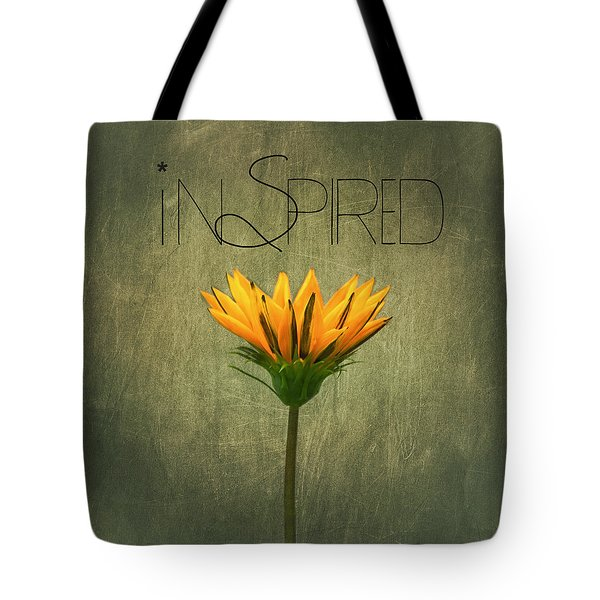Inspired Tote Bag