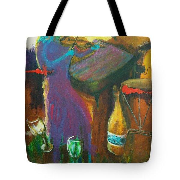 Inspired Songs Tote Bag