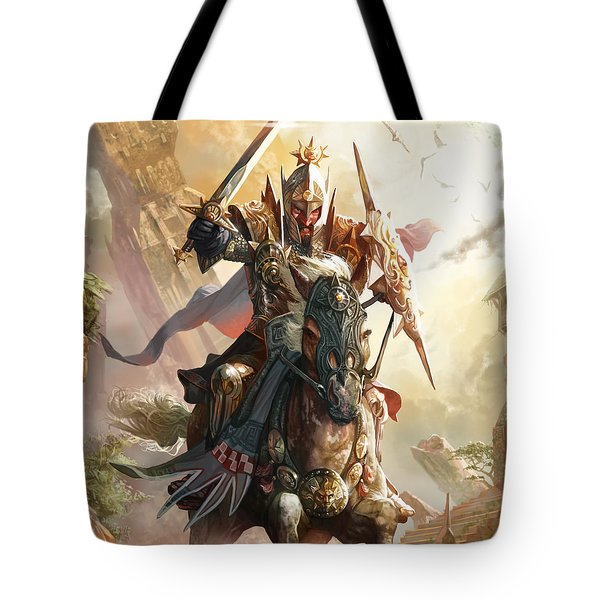 Inspiring Captain Tote Bag