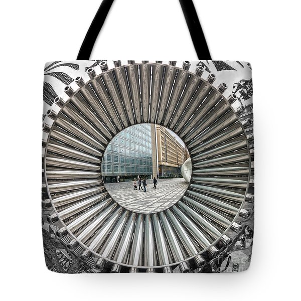 Institut Du Monde Arabe - Paris Tote Bag