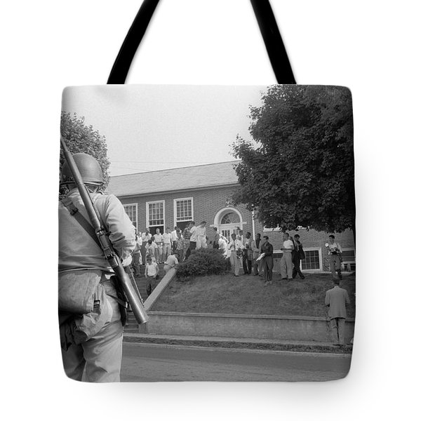 Integration In Tennessee Tote Bag