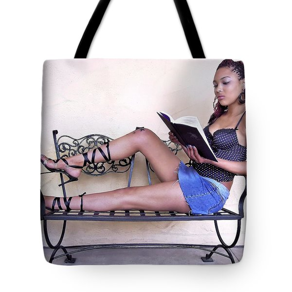 Cognitive Existence 1 Tote Bag