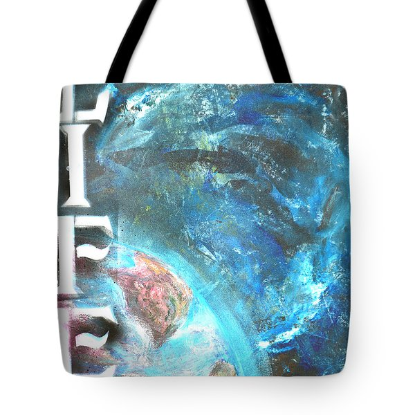 Intelligent Life Tote Bag