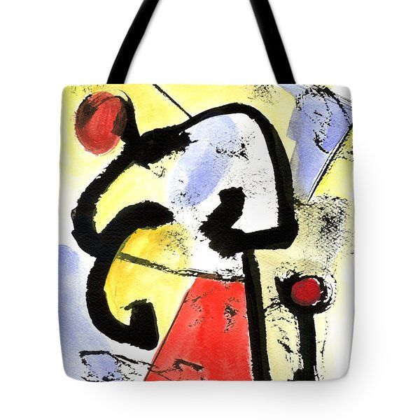 Intense And Purpose 1 Tote Bag