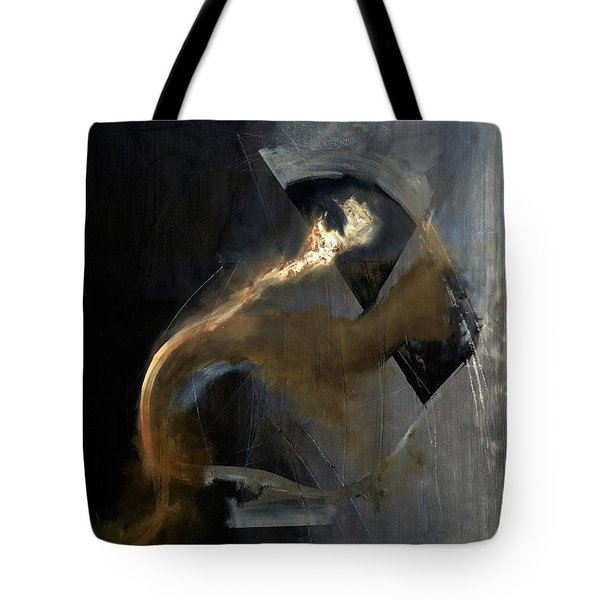 Intensity Tote Bag by Antonio Ortiz