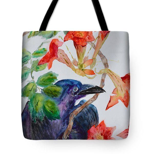 Intent Tote Bag by Beverley Harper Tinsley