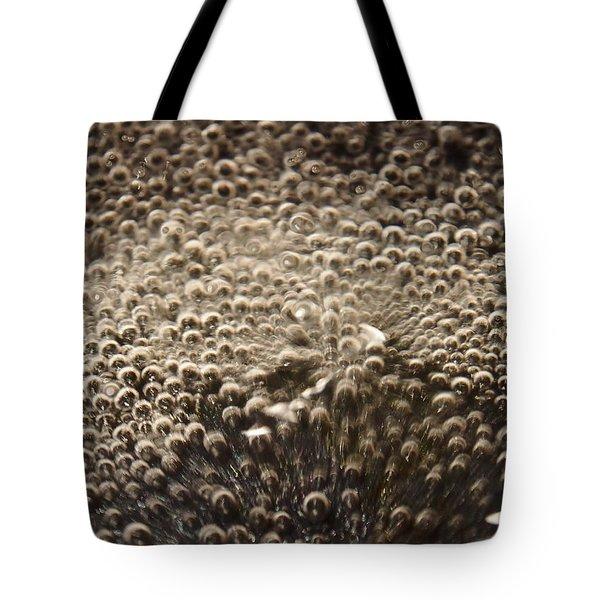 Interaction Tote Bag by David Pantuso