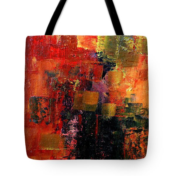 Interaction Tote Bag