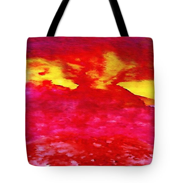Interactions 4 Tote Bag by Amy Vangsgard