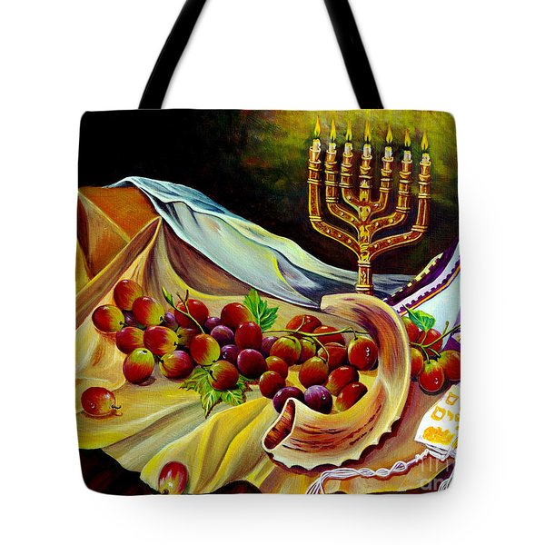 Intercession Tote Bag