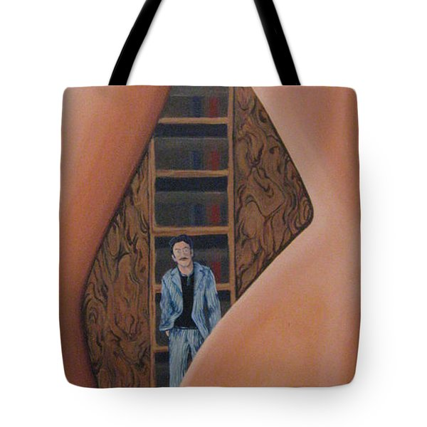 Interesting Spaces Tote Bag