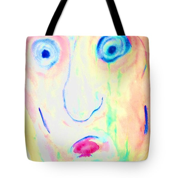 An Interesting Taste And A Funny Smell  Tote Bag