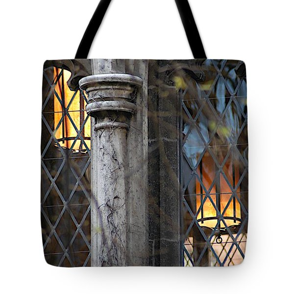 Internal Tote Bag by Joseph Yarbrough